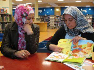 voorlezen anderstalige ouders met migratieachtergrond