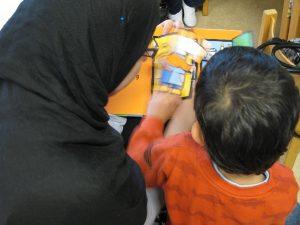 Taalontwikkelende gesprekken Taalvroming met jonge kinderen