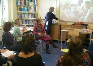 leerkrachten training taalvorming