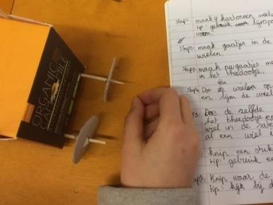 techniek en schrijven